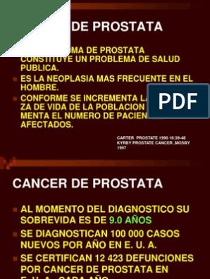 antígeno específico libre y próstata 0 010 9