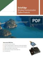 Zigbee Wireless Communication Products