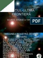 SPATIUL-ULTIMA FRONTIERA