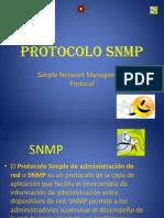 PROTOCOLO SNMP
