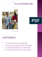 Marketing en la sociedad del consumidor