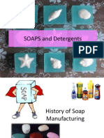 SOAPS and Detergents