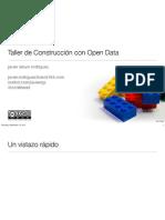 OpenData Workshop 20110915