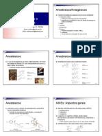 02 - Anti-inflamatórios e anti-histamínicos