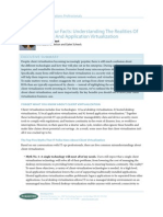 Forrester Realities of Desktop Application Virtualization