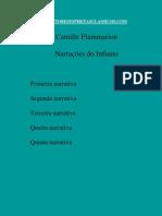 Camille Flammarion - Narrações do infinito