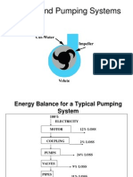 Pumps &Pumping System