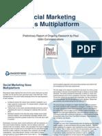 Social Marketing Goes Multi Channel