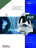 PFC RP Surgical Technique (DePuy)