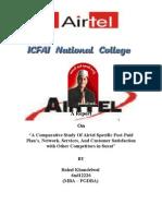 20119458 Airtel Report