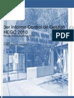 3er Informe Control de Gestión