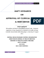 Guidance for New Drug Approval-23.07