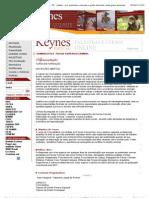 Keynes - Centro de Extensão Universitária - Londrina - PR - cidades, transito, transportes, meio ambiente, engenharia ambiental, turismo, ecoturismo, educação e gestão ambiental, saúde,gestor ambiental