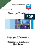 Employee and Contractor OE Handbook
