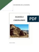 Historia de la filosofía 2º Bachillerato curso 2011 - 2012…