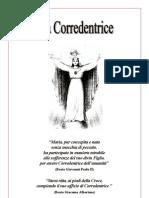 Maria Corredentrice del genere umano - Stampa 4,1 - 2,3