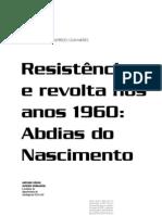 Abdias Resist en CIA e Revolta