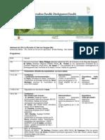 Programme Forum Exploit -6oct