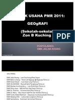 Puncak Usaha Geografi Pmr 2011