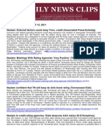 Thurs., Sept. 15 News Summary