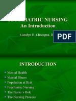 Psyche 1 Intro