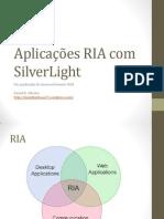 PosGraducao-AplicaçõesRIA-Silverlight