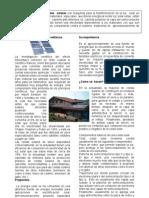 Historia de Las Celdas Fotovoltaicas
