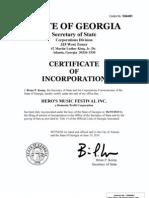 Georgia DeJournett Company #6