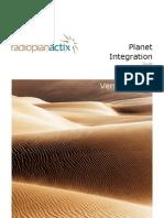Actix Radioplan Planet Integration Guide 3 12