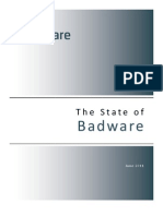 State of Badware June 2011