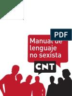 Dossier Lenguaje no sexista