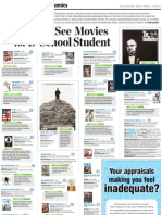 30 Must to See Movies for B-School Students