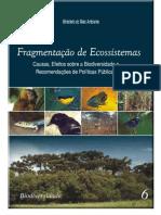 Fragmentacao de Ecossistemas