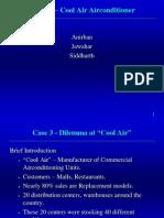 CoolAir LSCM Case Study Analysis-1