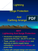 Earthing Arrangement of Signalling Installation 1