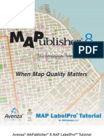 Ma Publisher 8 MAP LabelPro Tutorial Guide