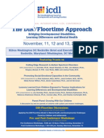 DIR/Floortime ICDL Annual Conference November 11-13  2011