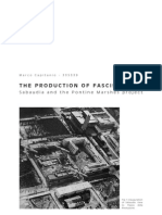 The production of fascist space