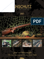 Anschütz Hunting Rifles 2011
