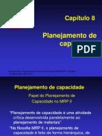 Cap 08 Planejamento de capacidade