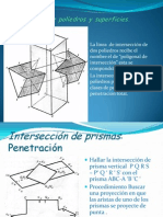 INTERSECCION ENTRE PRISMAS