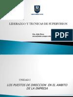 Unidad 1 Los Puestos de Direccion o Supervision en La Empresa1