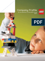 LEGO Company Profile UK