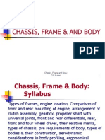 Chasis Frame and Body