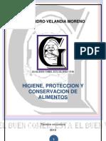 Higiene Proteccion y Conservacion Alimentos