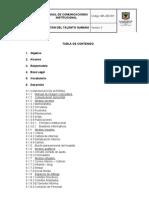 MA-250-001 Manual de Comunicaciones Institucional
