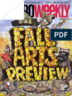 Metro Weekly - 09-15-11 - Fall Arts Preview