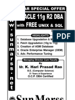 Oracle 11g DBA