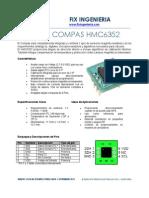 HMC6352 Compas Honeywell