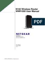 WNR1000_netgear User Manual